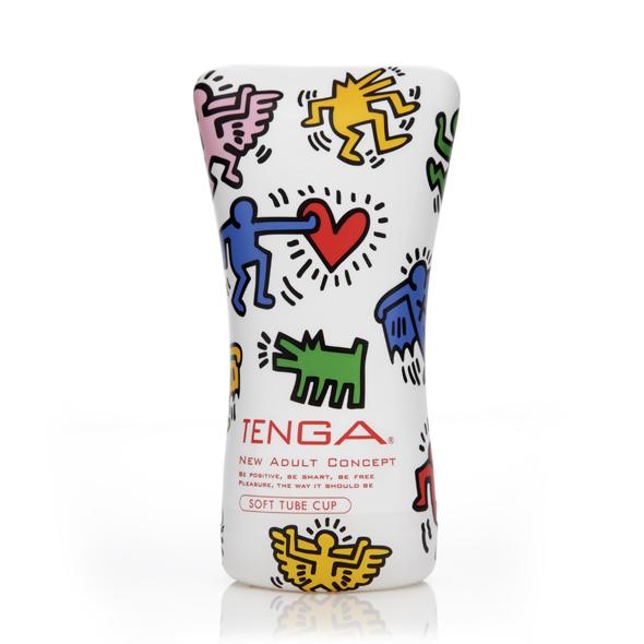 Tenga - Tenga - Keith Haring Soft Tube Cup