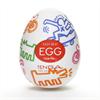 Tenga - Keith Haring calle Egg (6 Piezas)