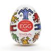 Tenga - Keith Haring Egg Dance (6 Piezas)