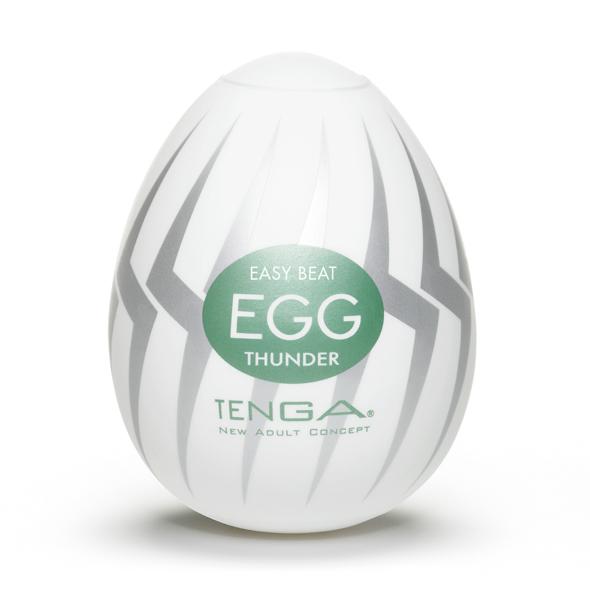 Tenga - Tenga - Egg Trueno (1 pieza)