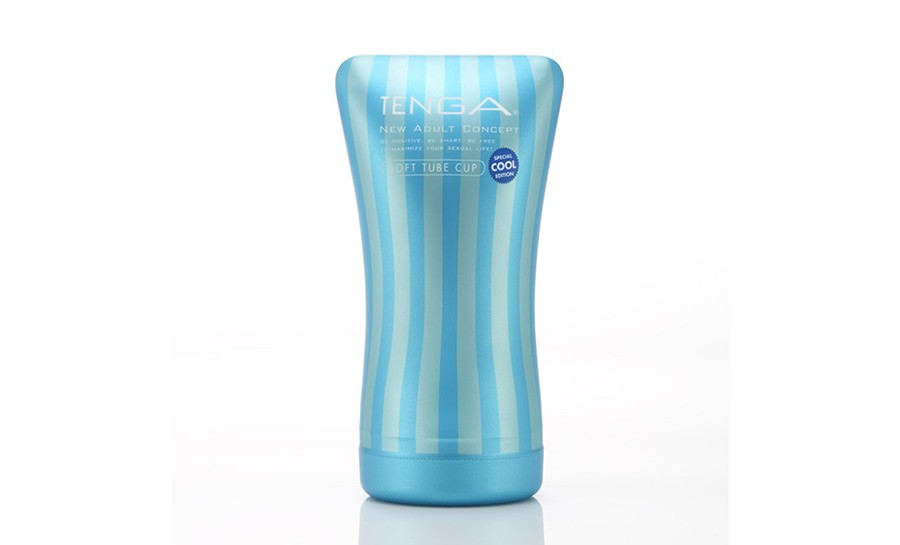 Tenga COOL EDITION SOFT TUBE CUP (Efecto Frescor)