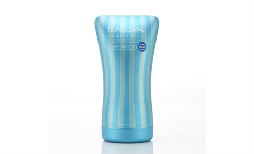 Tenga - Soft Tube Cool (Efecto Frescor)