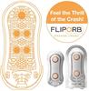 Tenga - Masturbador Flip Orb Orange Crash