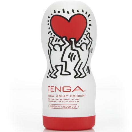 Tenga - Keith Haring OV Cup K-H