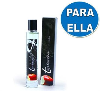 Tentaciones Tentacion Perfume De Feromonas Para Ella