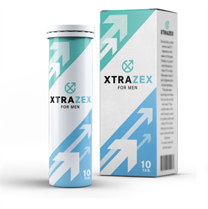 Titan Gel Xtrazex For Men 10 Pastillas