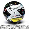Tokidoki - Tokidoki Mini Masturbador Masculino Con Texturas Diamantes