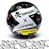 Tokidoki - Tokidoki Mini Masturbador Masculino Con Texturas Logo Tokidoki