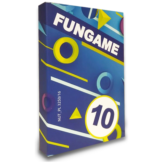 Top Energy Fungame 10 Cápsulas