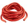 Topco Sales Topco Cuerda Japonea  Rojo 3 M
