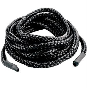 Topco Sales Topco Cuerda Japonesa  Negro 3 M