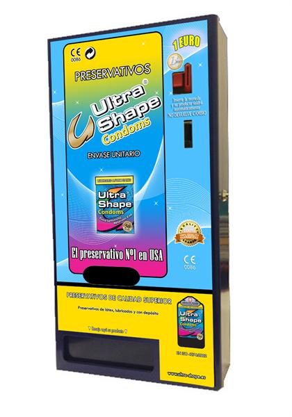 UltraShape - Máquina Vending Electrónica - UltraShape (1 Canal)