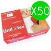 Unilatex Preservativos Rojos/Fresa 144 Uds X 50 Uds