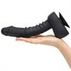 Uprize - Uprize Realistico Control Remoto 20cm Bionico Negro