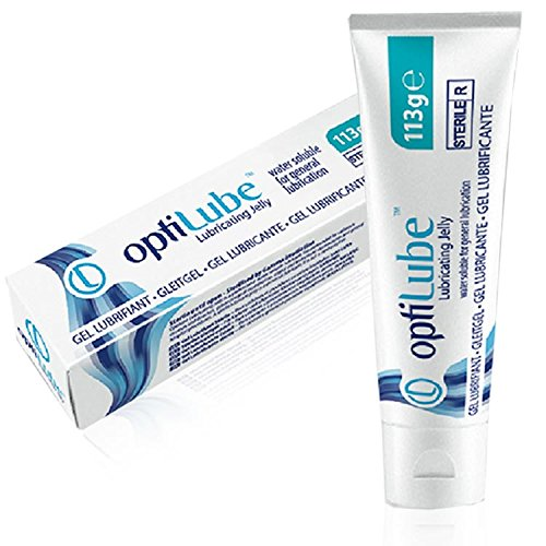 Optilube Lubricante Jelly Tubo de 113g.