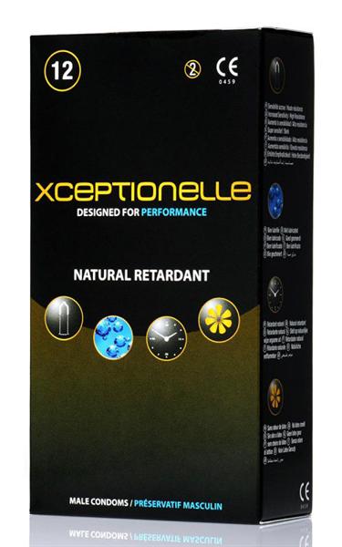 Preservativos Xceptionelle
