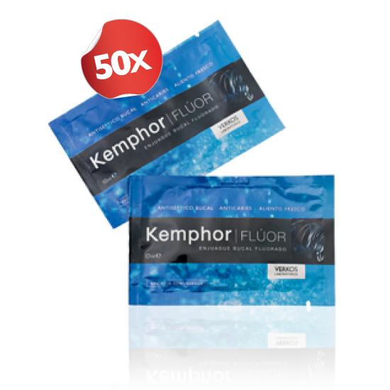 Varios - Kemphor Enjuague Bucal (50 Monodosis)