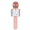 Micrófono karaoke universal rose gold