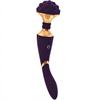 Vive Shiatsu Vibrador Purple
