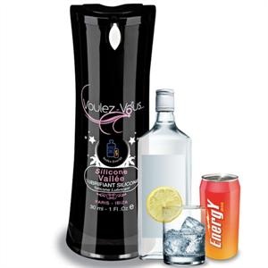 Voulez-vous... Voulez-vous Lubricante Silicona - Vodka Con Red Bull 30 Ml