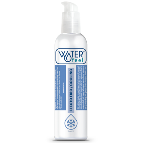 Waterfeel - Lubricante Cooling (Efecto Frescor) 150ml