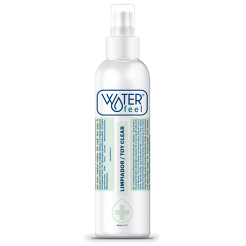 Waterfeel Limpieador de Juguete Toy Clear 150ml