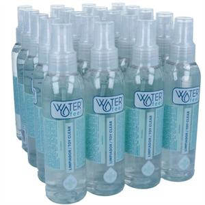 Waterfeel Limpiador Juguetes Sterile 150ml Caja 20 Uds