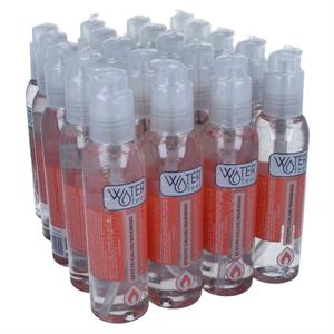 Waterfeel Lubricante Efecto Calor 150ml Caja 20 Uds