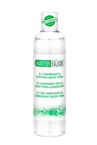 Waterglide - Waterglide 2 en 1 Masaje y Lubricante Aloe Vera