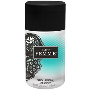 Wet Elite Femme Lubricante Agua-silicona Efecto Frio Y Cosquilleo 148 Ml