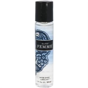Wet Elite Femme Lubricante Base Agua 30 Ml