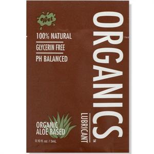 Wet Lubricante Natural Organico Monodosis 3 Ml