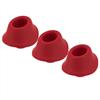 Womanizer Cabezal Classic Y Premium Rojo 3 Unidades S