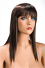 World Wigs Peluca Allison Castaña Color #6