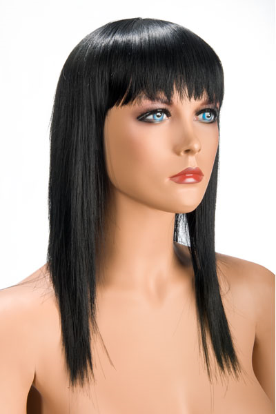 World Wigs Peluca Allison Morena Color #1
