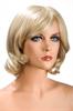 World Wigs Peluca Victoria Rubia Color #22
