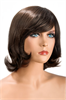 World Wigs Peluca Victoria Castaña Color #6
