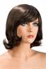 World Wigs Peluca Victoria Castaña Color #6