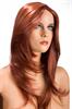 World Wigs Peluca Olivia Pelirroja Color #130