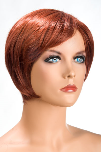 World Wigs - Peluca Daisy Pelirroja Color #130