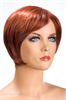 World Wigs Peluca Daisy Pelirroja Color #130