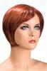 World Wigs Peluca Daisy Pelirroja Color #130