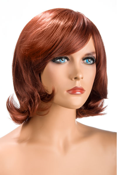 World Wigs - Peluca Victoria Pelirroja Color #130