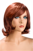 World Wigs Peluca Victoria Pelirroja Color #130