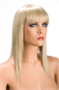 World Wigs Peluca Allison Rubia Color #22
