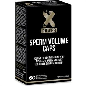 Xpower Sperm Volume Capsulas Aumento Esperma 60 Cap