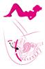 Yoba - Kit de 3 Bolas Kegel Rosa