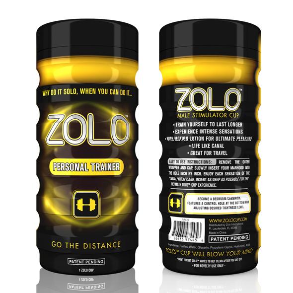 Zolo - Zolo - Personal Trainer Copa