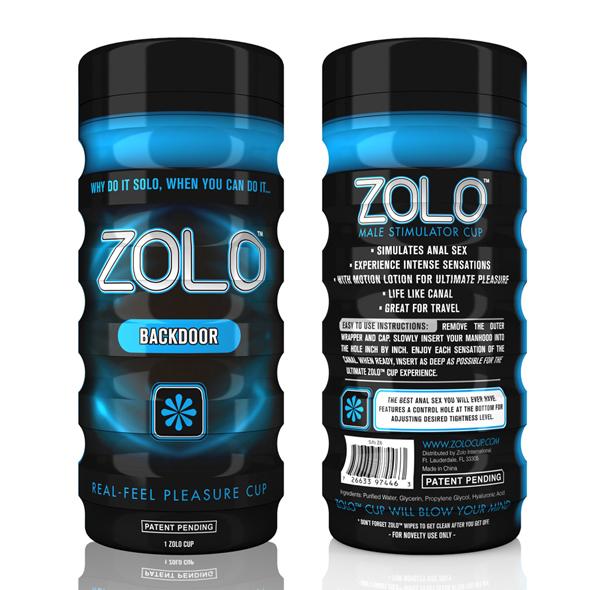 Zolo - Zolo - Copa Backdoor