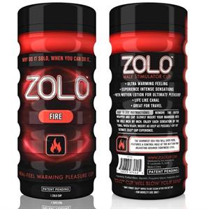 Zolo Cup Masturbador Fuego